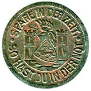 50 Pfennig - Spremberg – reverse