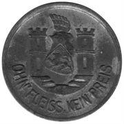 10 Pfennig - Spremberg – reverse