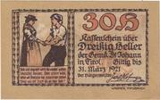 30 Heller (St. Johann in Tirol) – obverse