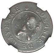 2-¼ Pence – reverse