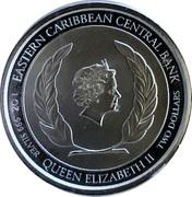 2 Dollars - Elizabeth II (Pax et Justitia) – obverse