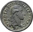 1 Quattrino - Ferdinand IV – obverse