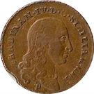 4 Quattrini - Ferdinando IV – obverse