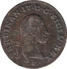2 Quattrini - Ferdinand IV – obverse