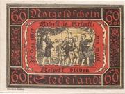 60 Pfennig – reverse
