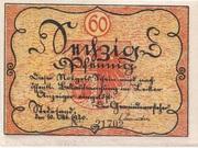 60 Pfennig – obverse