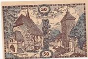 50 Heller (Stefanshart) – obverse
