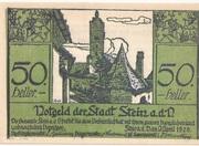 50 Heller (Stein an der Donau) -  obverse