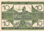 10 Heller (Stein an der Donau) – obverse
