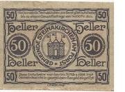 50 Heller (Steinakirchen am Forst) – reverse