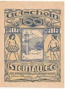 60 Heller (Steinaweg) -  obverse