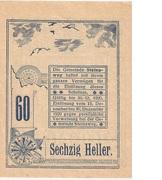 60 Heller (Steinaweg) -  reverse