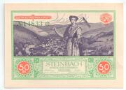 50 Pfennig – obverse