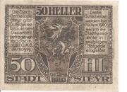 50 Heller (Steyr) -  obverse