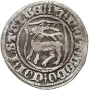 ½ Groschen - Heinrich XIX., Heinr. XX. and Botho III. – obverse