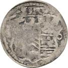 1 Dreier - Ludwig II., Heinrich XXI. Albrecht Georg und Christian I. – obverse
