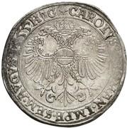 1 Thaler - Ludwig II., Heinrich XXI., Albrecht Georg & Christof I. – reverse