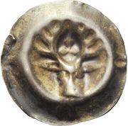 1 Pfennig - Heinrich XVI (Hohlpfennig) – obverse