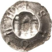 1 Brakteat - Botho II., der Ältere – obverse