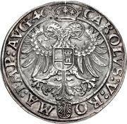 1 Thaler - Ludwig II. – reverse