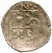 1 Pfennig - Ludwig II. (Schüsselpfennig) – obverse