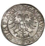 ½ Thaler - Ludwig II – reverse