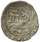 1 Pfennig - Ludwig Georg (Schüsselpfennig) – obverse