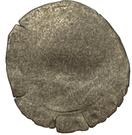 1 Pfennig - Ludwig Georg (Schüsselpfennig) – reverse