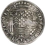 ⅓ Thaler - Johann Martin I – reverse