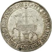 ⅓ Thaler - Christof Friedrich and Jost Christian – reverse