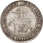 ⅓ Thaler - Christof Friedrich and Jost Christian (Reformation) – obverse