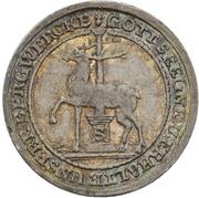 ⅙ Thaler - Christof Ludwig II. and Friedrich Botho – reverse