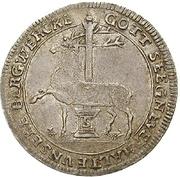 ⅙ Thaler - Friedrich Botho and Karl Ludwig – reverse