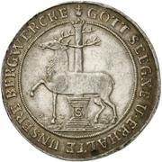 ⅔ Thaler - Christof Friedrich and Jost Christian -  obverse