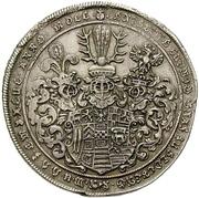 1 Thaler - Christof Ludwig I (Ausbeutetaler) – obverse