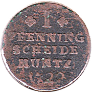 1 Pfenning - Christof Friedrich and Jost Christian – reverse