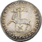 1/12 Thaler - Karl Ludwig and Heinrich Christian Friedrich (Ausbeute) – reverse