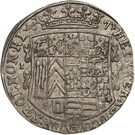 ⅓ Thaler - Heinrich Ernst I – obverse