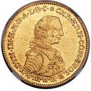 1 Ducat - Christian Ernst I. – obverse