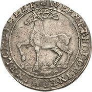 ⅓ Thaler - Heinrich Ernst I – reverse