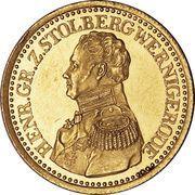 1 Ducat - Heinrich XXIII – obverse