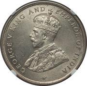 1 Dollar - George V – obverse