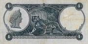 1 Dollar -  reverse