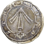 16 Schilling (Swedish Occupation) – obverse