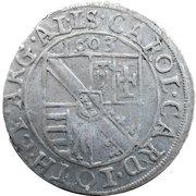 3 Kreuzer - Charles of Lorraine Vaudémont – obverse