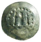 1 Pfennig - Konrad III. Von Lichtenberg – reverse