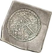 40 Kreuzer - Georg von Brandenburg (Klippe; Siege currency) – obverse