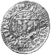 1 Kreuzer - Franz Egon von Fürstenberg – obverse