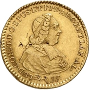1 Constantin d'or - Ludwig Constantin von Rohan-Guéménée – obverse