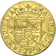 1 Ducat - Leopold Wilhelm von Österreich – reverse
